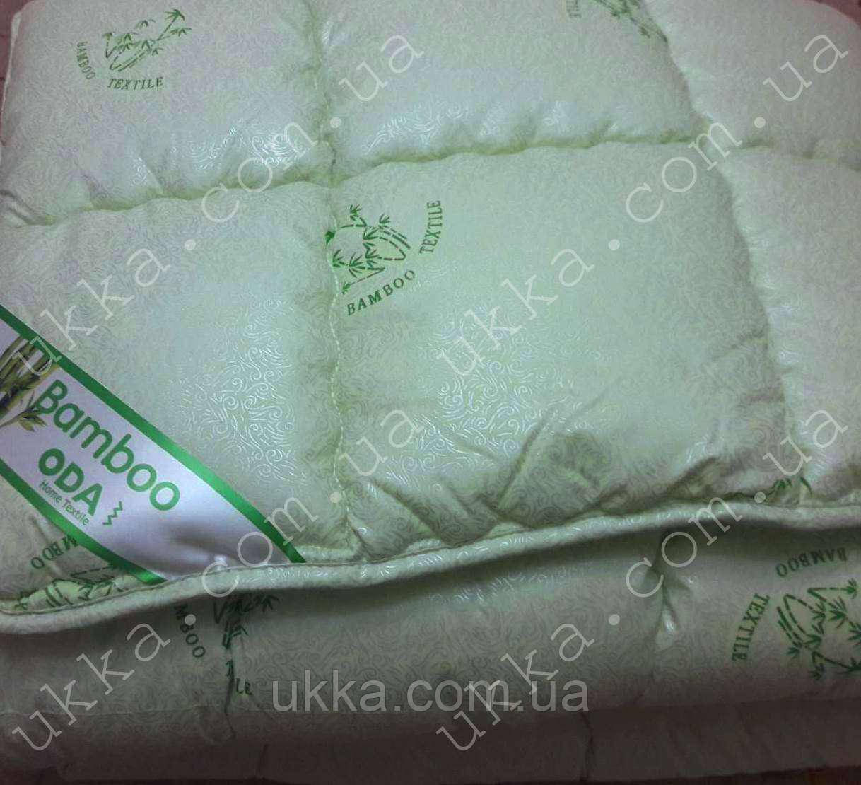Одеяло Бамбук двуспальное ОДА 175х210см