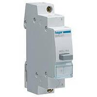 SVN311 Кнопочный выключатель самовозвратный, (Hager)