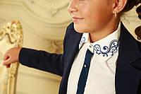 Нарядная школьная блузка, фото 1