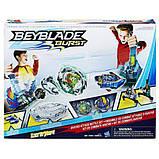 Набор Бейблейд Арена Аватар 2 волчка с пускателями Beyblade Burst Avatar Attack Battle Set, фото 2