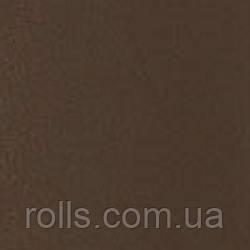 "Лента алюминиевая 0,70х1000мм фальцевая кровля фасад интерьер PREFALZ Р.10 60кг, Stucco (Рифленая ""Штукатурка""), №01 BROWN (Коричневый)"
