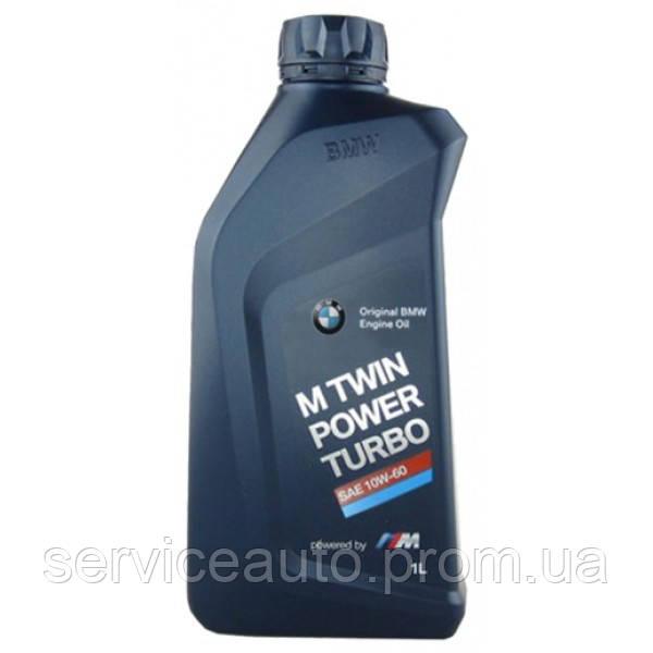 Моторное масло BMW M TwinPower Turbo 10W-60 1л (bm1)