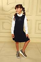 Модный школьный сарафан, фото 1