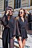 Женский комбинезон-шортами на пуговицах в расцветках. А-10-0818, фото 4