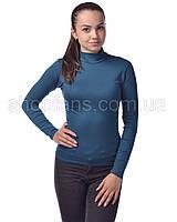 Водолазка гольф женский из вискозы 42-58 размеры