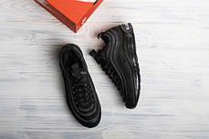 Мужские кроссовки в стиле Nike Air Max 97 Ultra Black (44 размеры), фото 3
