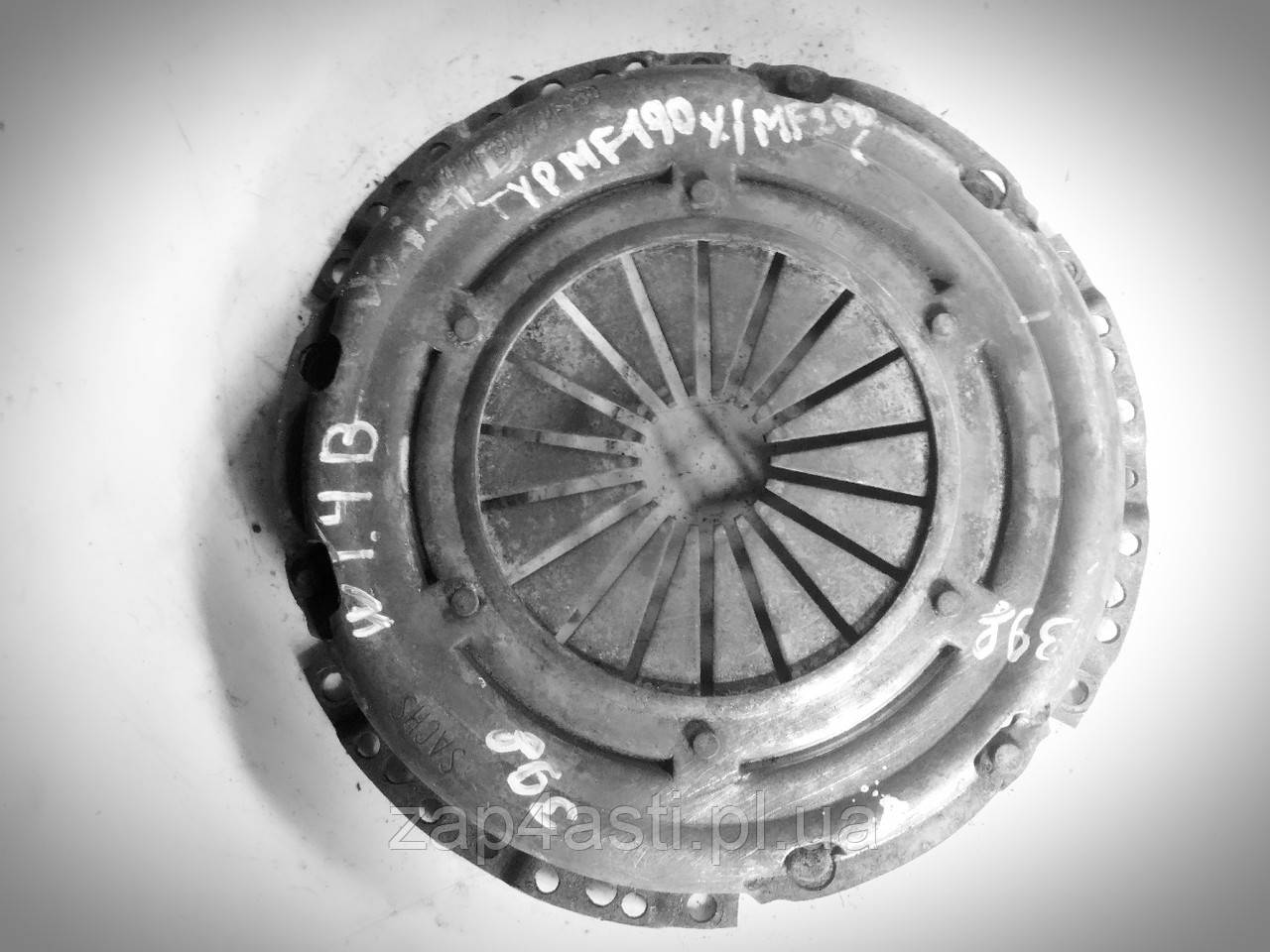 Корзина сцепления  Volkswagen 1.4 B3082168231 TYP MF190X/MF200