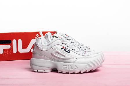 Женские кроссовки в стиле FILA Disruptor ll (36. 37, 38, 39, 40, 41 размеры), фото 2