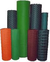 Применение пластиковой сетки