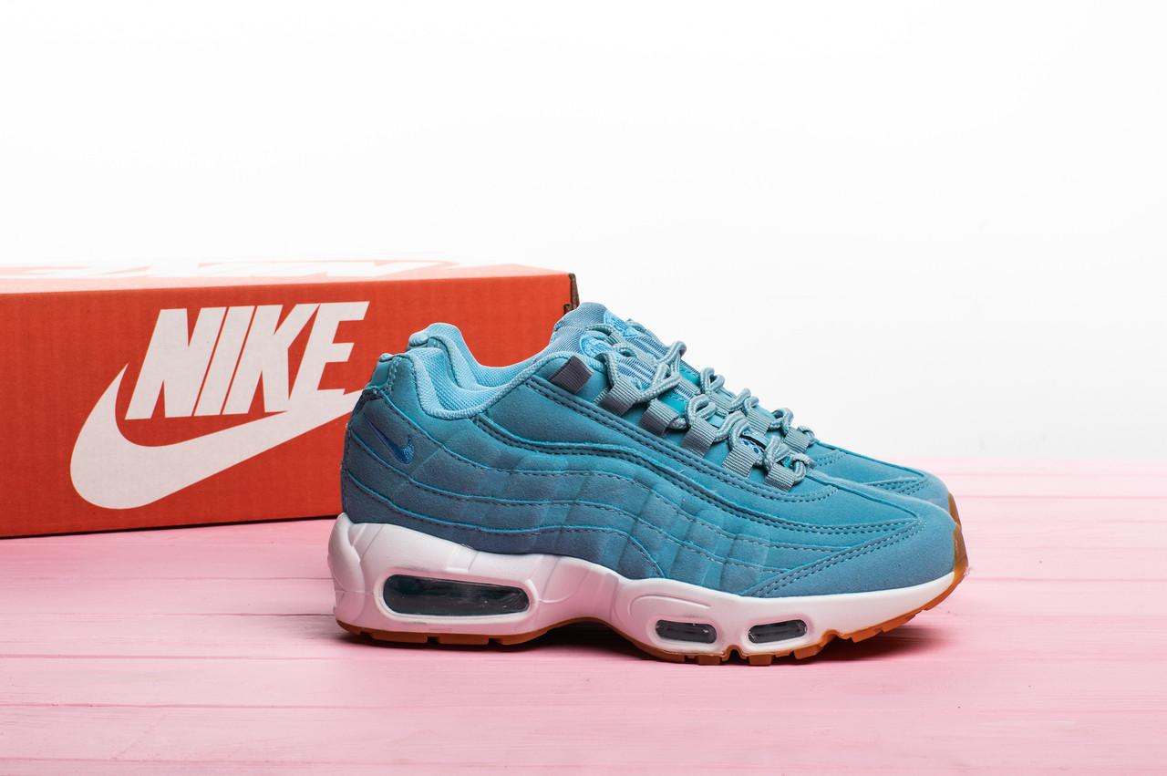 Женские кроссовки в стиле Nike Air Max 95 (36 размер)