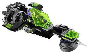 Конструктор Lepin 14040 Nexo Knight (аналог Lego 72002) Боевая машина близнецов, 214 детали