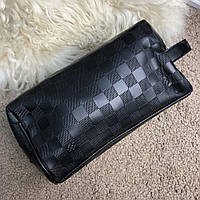 017b06e9edfd Louis Vuitton Toiletry Pouch Damier Graphite — Купить Недорого у ...