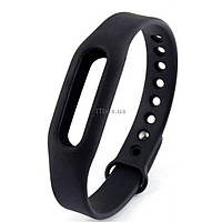 Ремешок для фитнес браслета Xiaomi Mi Band Black (37256)