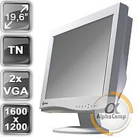 """Монітор 19.6"""" EIZO L771 (TN/4:3/2*VGA/USB/1600×1200) class A БУ"""