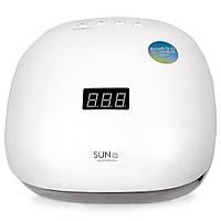 LED/UV Лампа SUN-4 гибридная (с дисплеем) белая 48 Вт, фото 1