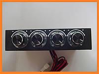 Реобас - управление скоростью вентилятора, шума ПК