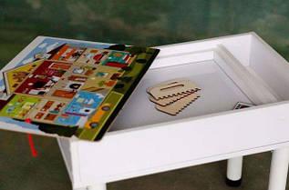 Детский световой стол для песочной анимации. БЕСПЛАТНАЯ ДОСТАВКА!
