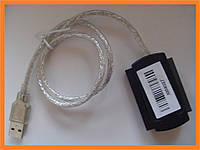 Переходник USB 2.0 -> Sata IDE HDD 2,5'' 3,5''