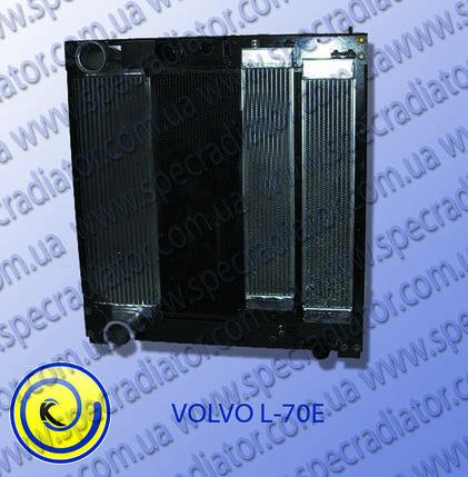 Радиатор погрузчика VOLVO L-70E, фото 2