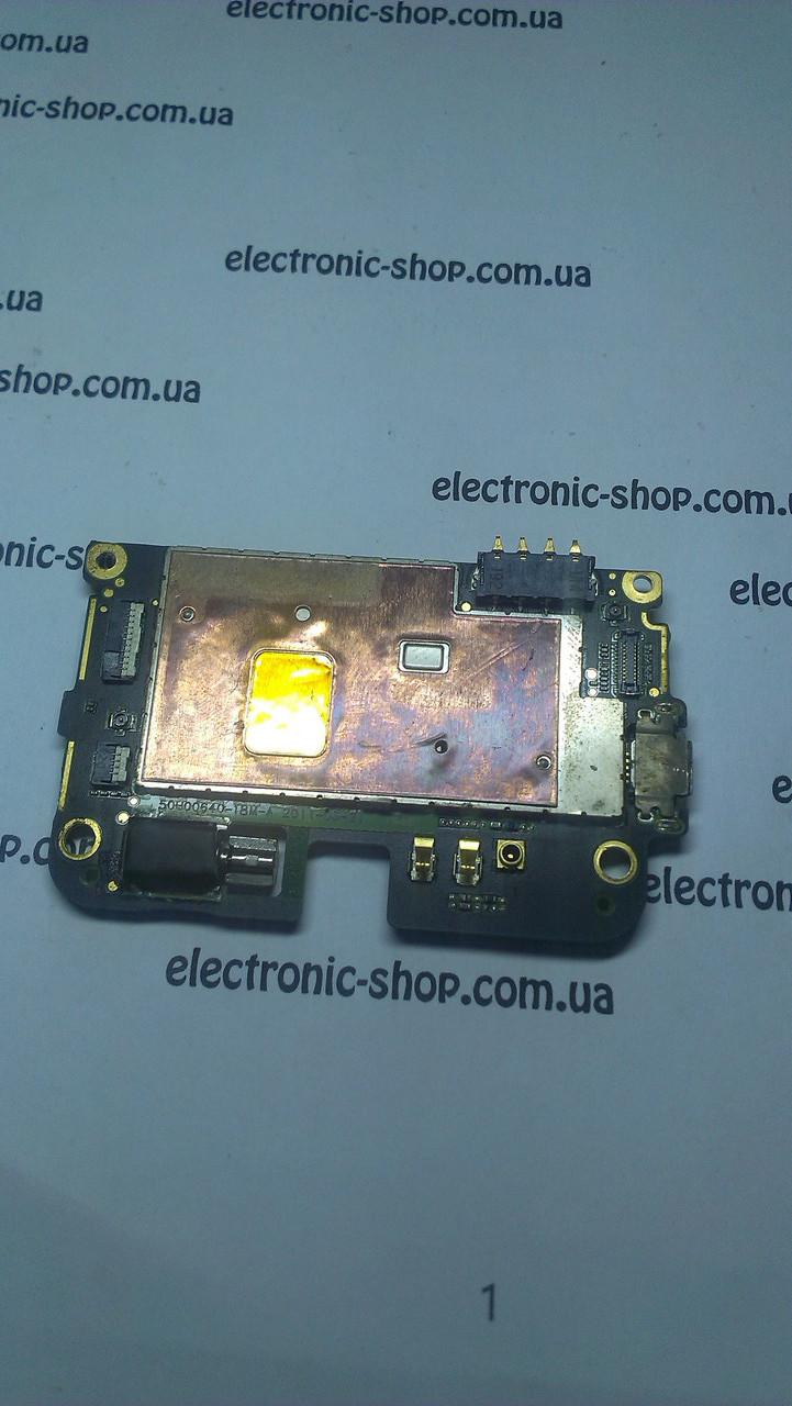 Плата основная ( не рабочая )  HTC z715e Original б.у