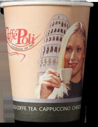 Рекламная продукция Caffe Poli