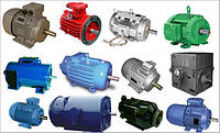 Электродвигатель трехфазный АИР 132 S8