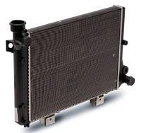 Радиатор охлаждения ВАЗ 2106, 2103 алюм., Лузар (LRc 0106)