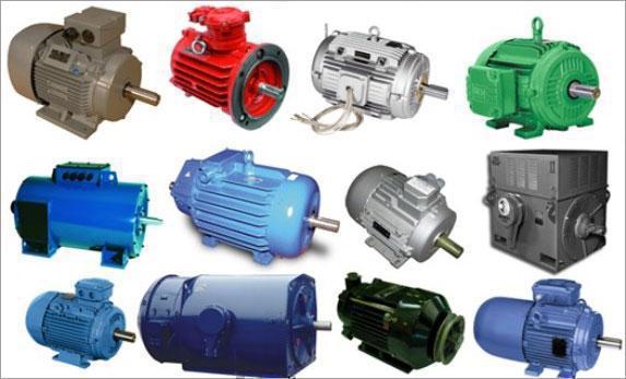 Электродвигатель трехфазный АИР 132 М8