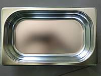 Гастроемкость из нержавеющей стали GN1/1-20mm, размер 530*325*20mm, фото 1