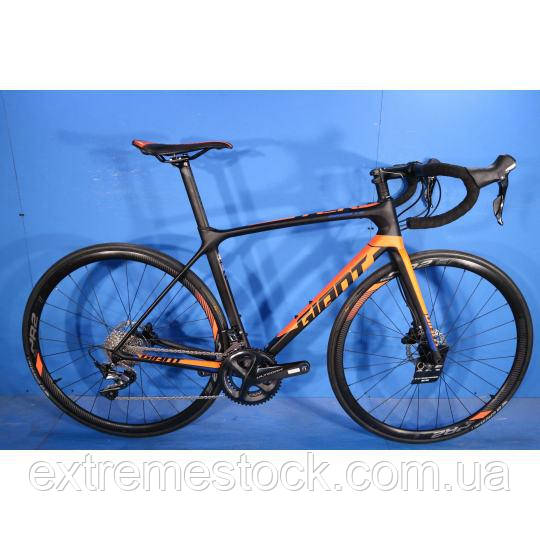 Велосипед Giant Advanced 1 Disc Kom 2018 Новый