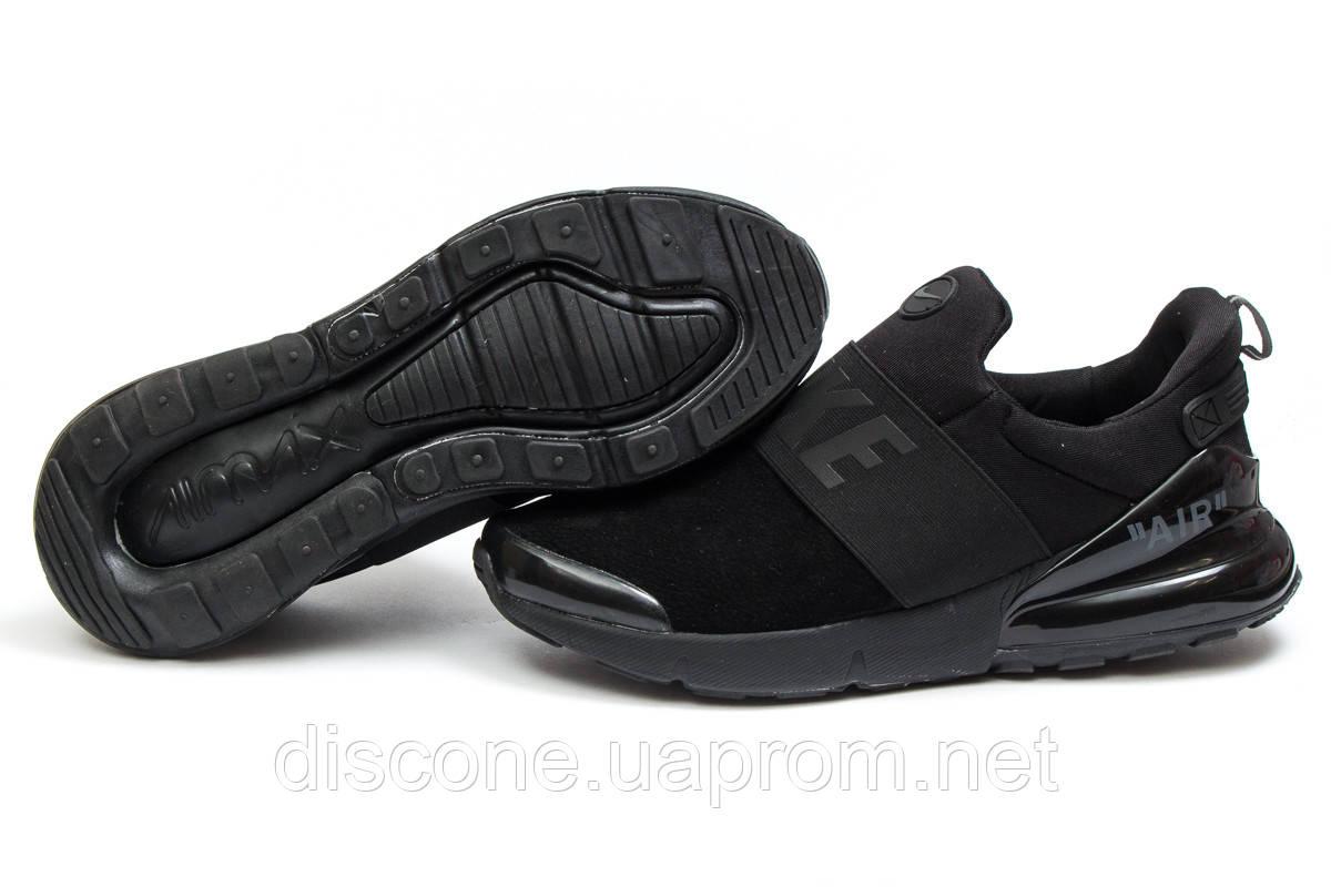 Кроссовки мужские ► Nike Air Max, черные (14081), р. (нет на складе) П Р О Д А Н О! ✔ЧеРнАяПяТнИцА