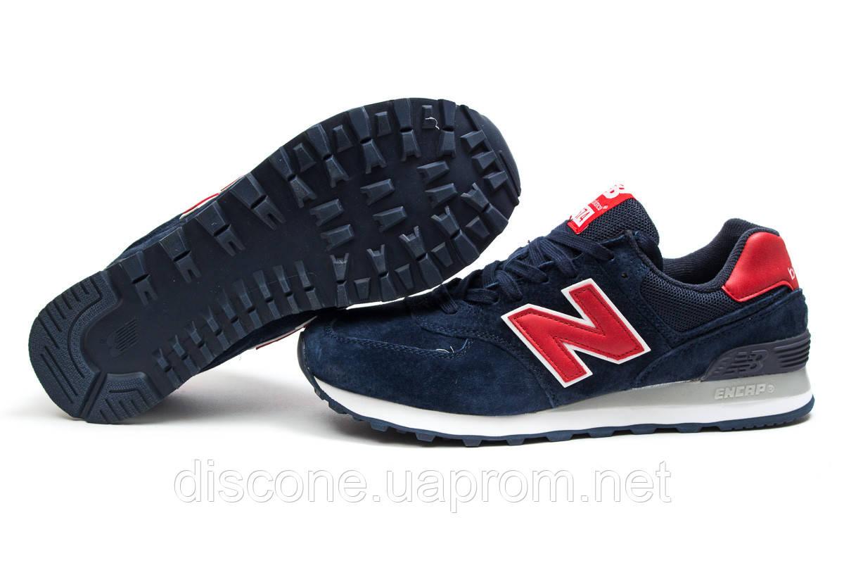 Кроссовки мужские ► New Balance 574, синий (14102), р.  [  42 (последняя пара)  ] ✅Скидка 33% ✔ЧеРнАяПяТнИцА