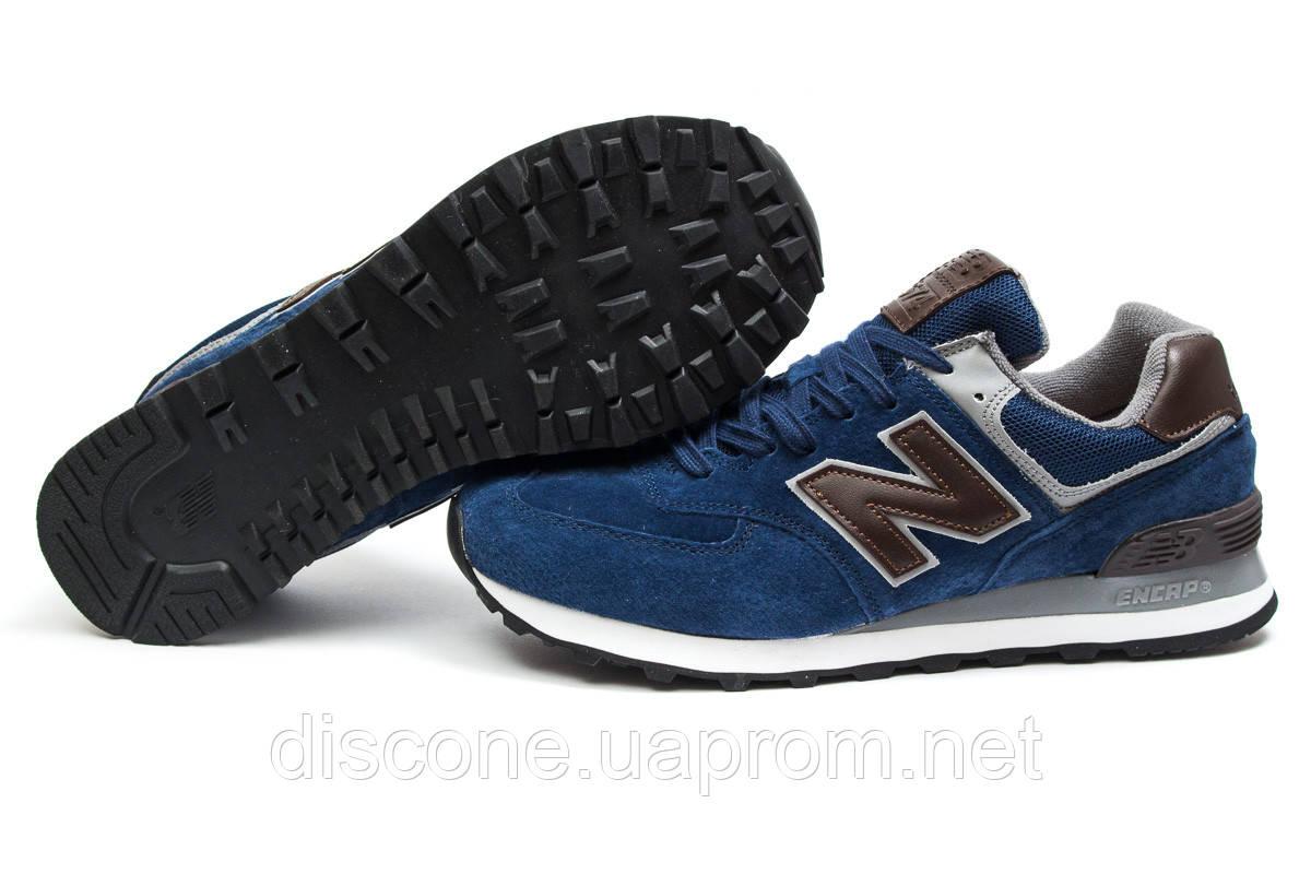 Кроссовки мужские ► New Balance 574, синий (14103), р. (нет на складе) П Р О Д А Н О! ✔ЧеРнАяПяТнИцА