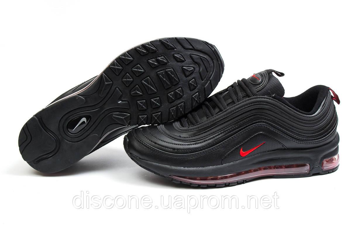 Кроссовки мужские 14172 ► Nike Air Max 98, черные ✅Скидка 34% ► [ 43 ]