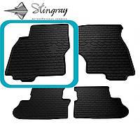 Infiniti FX (S50) 2003-2008 Водительский коврик Черный в салон