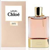 Парфюмированная вода Chloe Love (Хлое Лав) (благородный, чувственный, нежный аромат)
