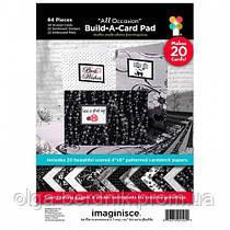 Набор для создания открыток 20 шт All Occasion Imaginisce 002402