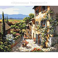 Картина по номерам Пейзажи Тосканы, 40х50 (КНО2232), фото 1