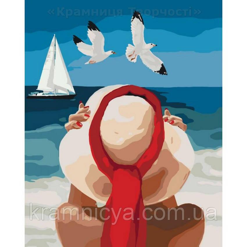 Картина по номерам Морское наслождение, 40х50 (КНО4502)