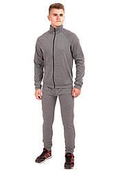 Мужской спортивный костюм светло-серого цвета бренда Atletic от производителя AV Sportswear