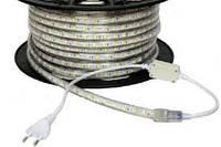 SMD 5050 220 Вольт IP 67 белая