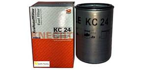 Фильтр топливный MAN, SCANIA, VOLVO  Knecht-Mahle KC24