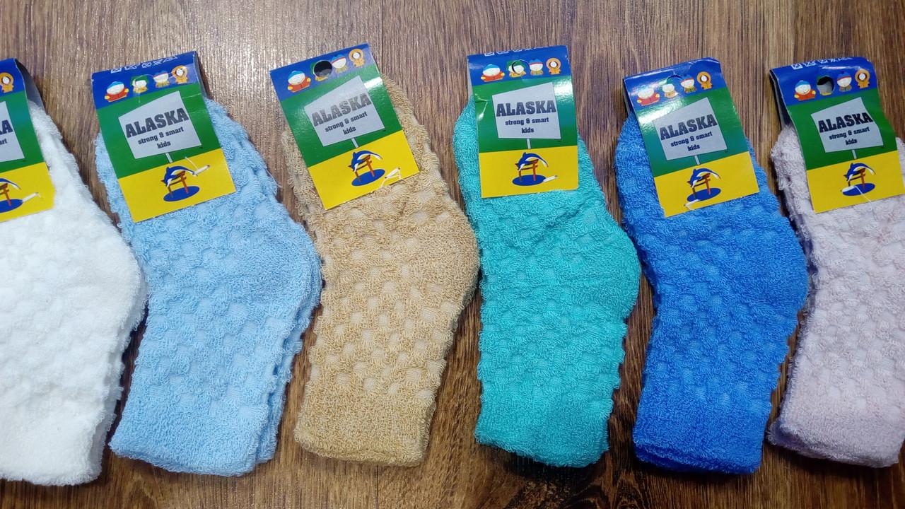 """Шкарпетки дитячі,махра назовні""""Alaska"""",Туреччина"""