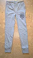 Новые брюки спортивные на мальчиков серого цвета  NYC