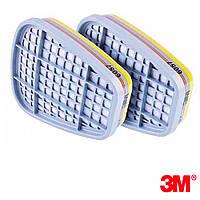 Фильтр угольный 3М 6057