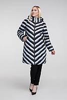 Зимняя длинная куртка, с 48 по 62 размер , фото 1