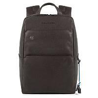 """Городской рюкзак Piquadro BK SQUARE D.Brown с отд. д/ноут13""""/Air/Pro+CONNEQU (CA4022B3_TM)"""