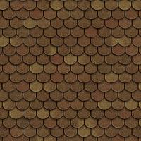 Битумная гибкая черепица, SHINGLAS, серия Классик, коллекция Танго, цвет  Осенний