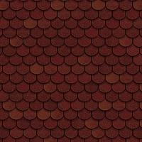 Битумная гибкая черепица, SHINGLAS, серия Классик, коллекция Танго, цвет  Красный