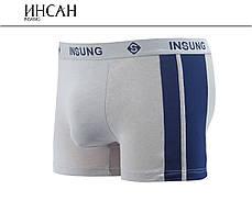 Мужские боксеры стрейчевые Марка «ИНСАН» Арт.INS-121, фото 3